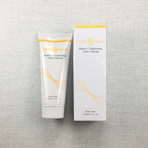 Foam Cleanser - Vitamin C Brightening