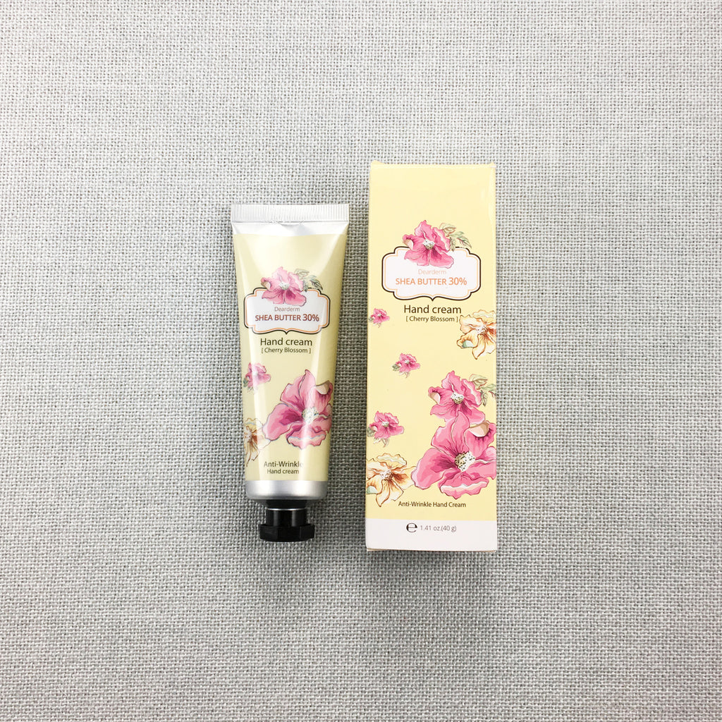 Hand Cream - Cherry Blossom