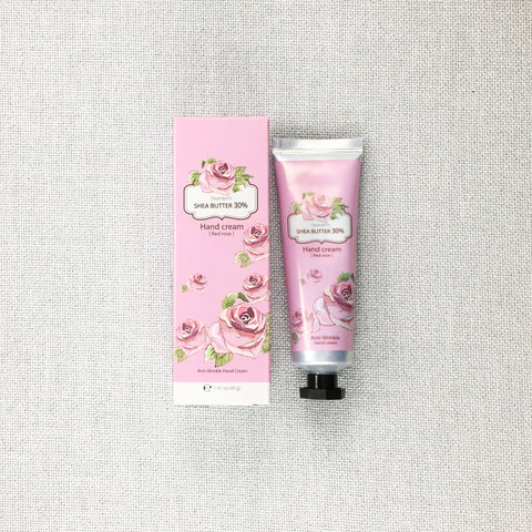 Hand Cream - Red Rose