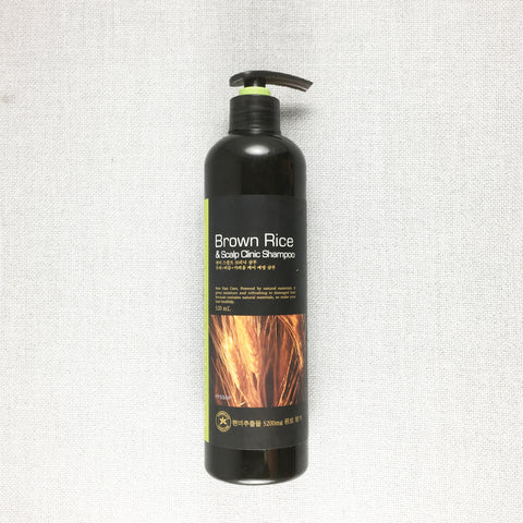 BROWN RICE Scalp Clinic Shampoo (520ml)