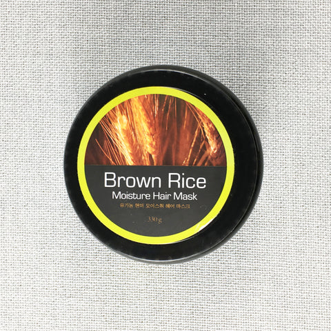 BROWN RICE Moisture Hair Mask (330g)