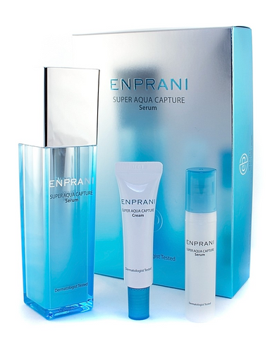 Super Aqua Capture - Serum Set (3 pieces)