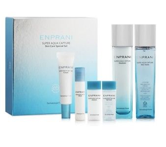 Super Aqua Capture - Skin Care Special Set (6 pieces)