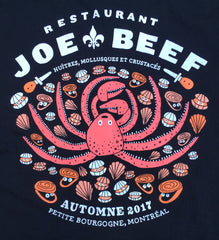 Joe Beef T-Shirt Automne-2017-Fall