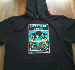 Cotton Ouatté à Capuchon Liverpool House Hooded Sweatshirt