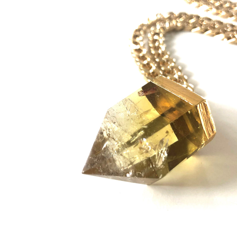 Holistic Bling Crystal Necklace Collection