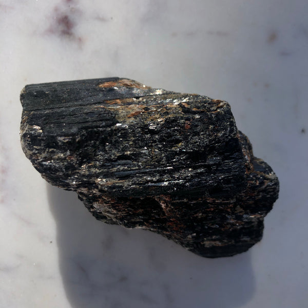 Black Tourmaline with Mica