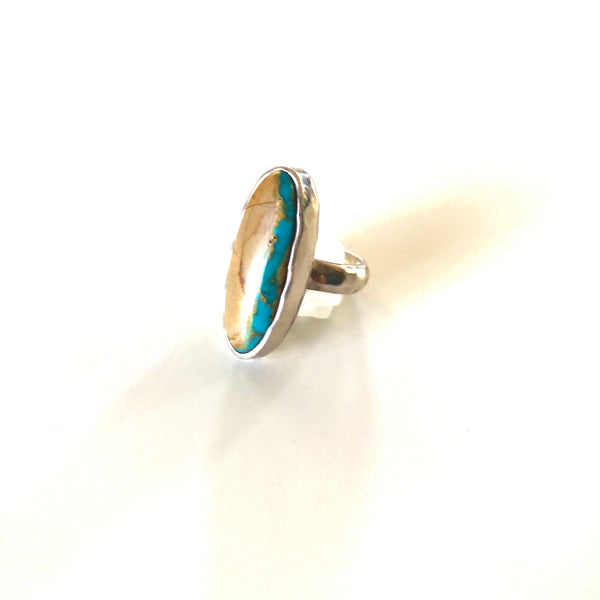 Turquoise Ring Collection