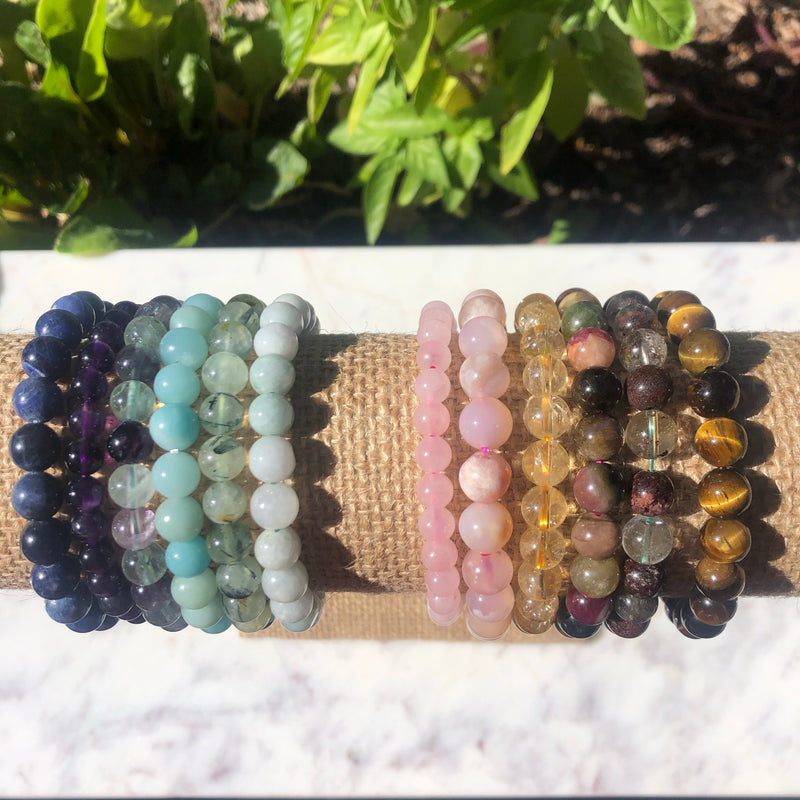 Stretchy Bracelet Collection