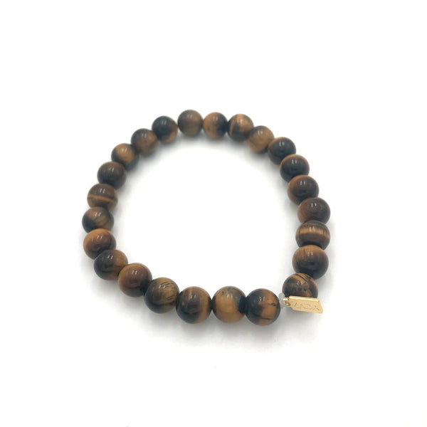 Men's Bracelet—Tiger's Eye