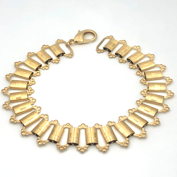 Gold Goddess Choker