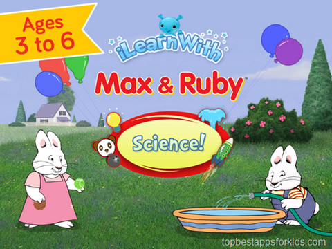 Max and Ruby: Science!