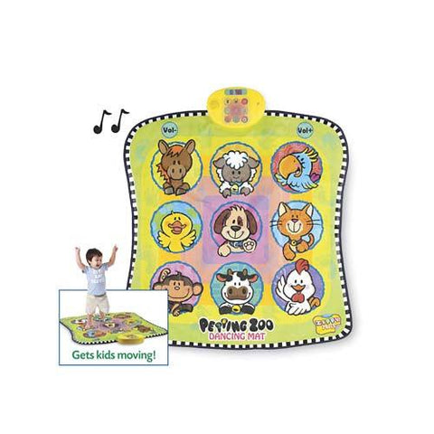 Animal Challenge Play Mat