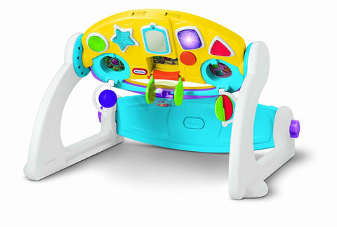 5-in-1 Adjustable Baby Gym
