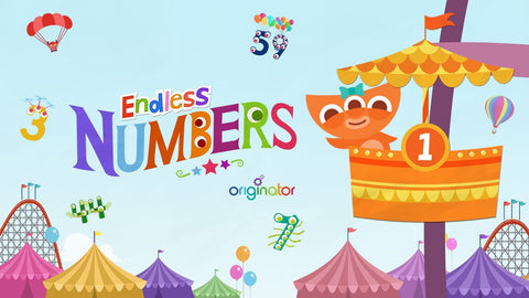 Endless Numbers app