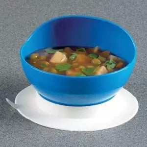Scooper Bowl with suction cup