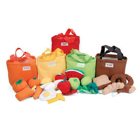 Soft-Sorting Food Bags