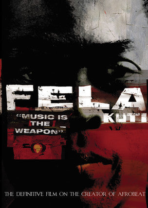 Fela Kuti: Music is the Weapon (DVD)