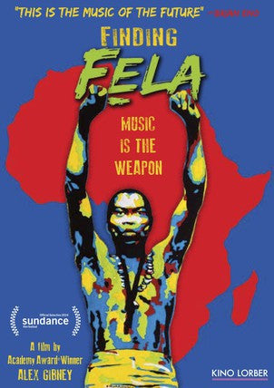 Finding Fela (DVD / Blu-ray)
