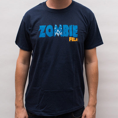 Zombie T-Shirt (Small & Medium)