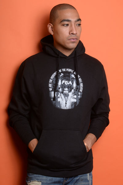 Movement of the People Pullover Hooded Sweatshirt