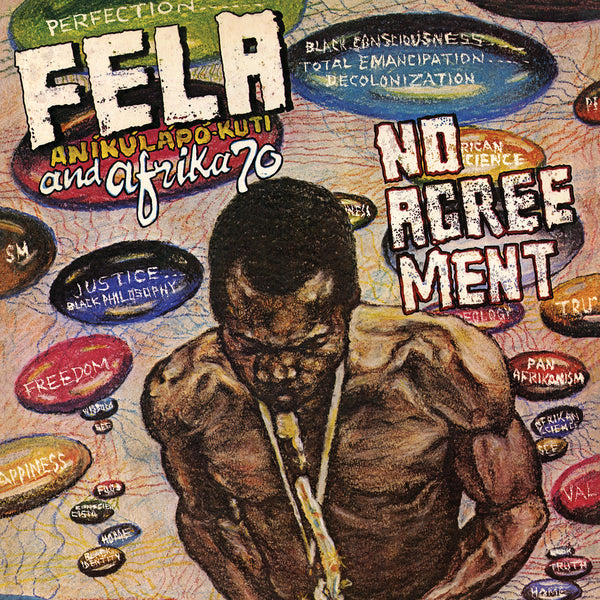 Fela Kuti Box Set #4 curated by Erykah Badu