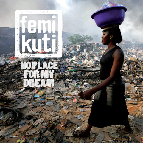 Femi Kuti - No Place for My Dream (2013)