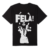 Fela Arms Up T-Shirt (Black)