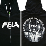 Fela - Movement of the People Zip Hooded Sweatshirt
