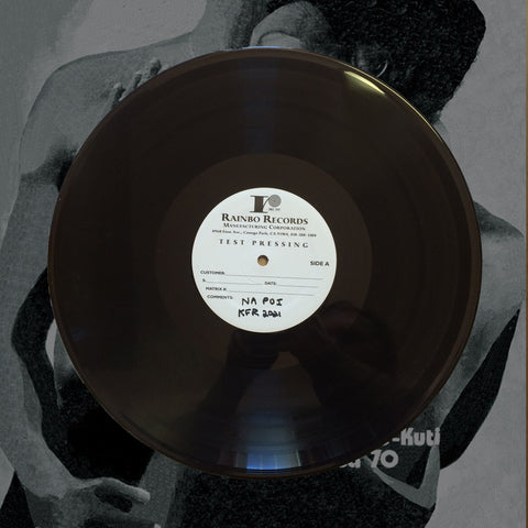 Na Poi Test Pressing