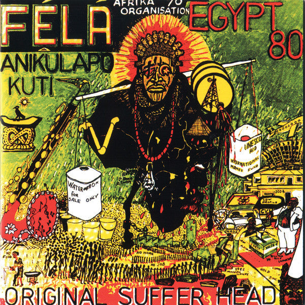 Original Suffer Head (1981)