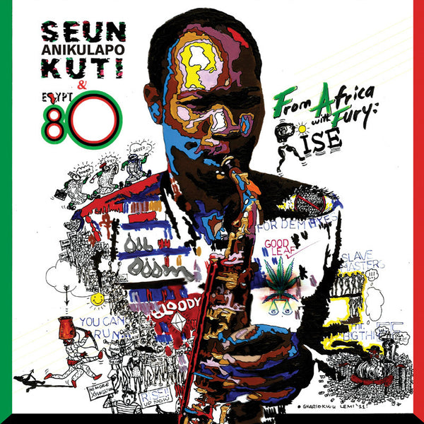 Seun Kuti & Egypt 80 - From Africa with Fury: Rise (2011)