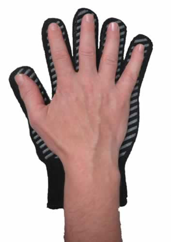 2 Extreme Heat BBQ Gloves