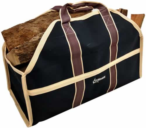 Firewood Log Tote Carrier