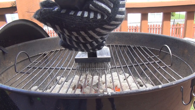 The Ultimate Grill Brush