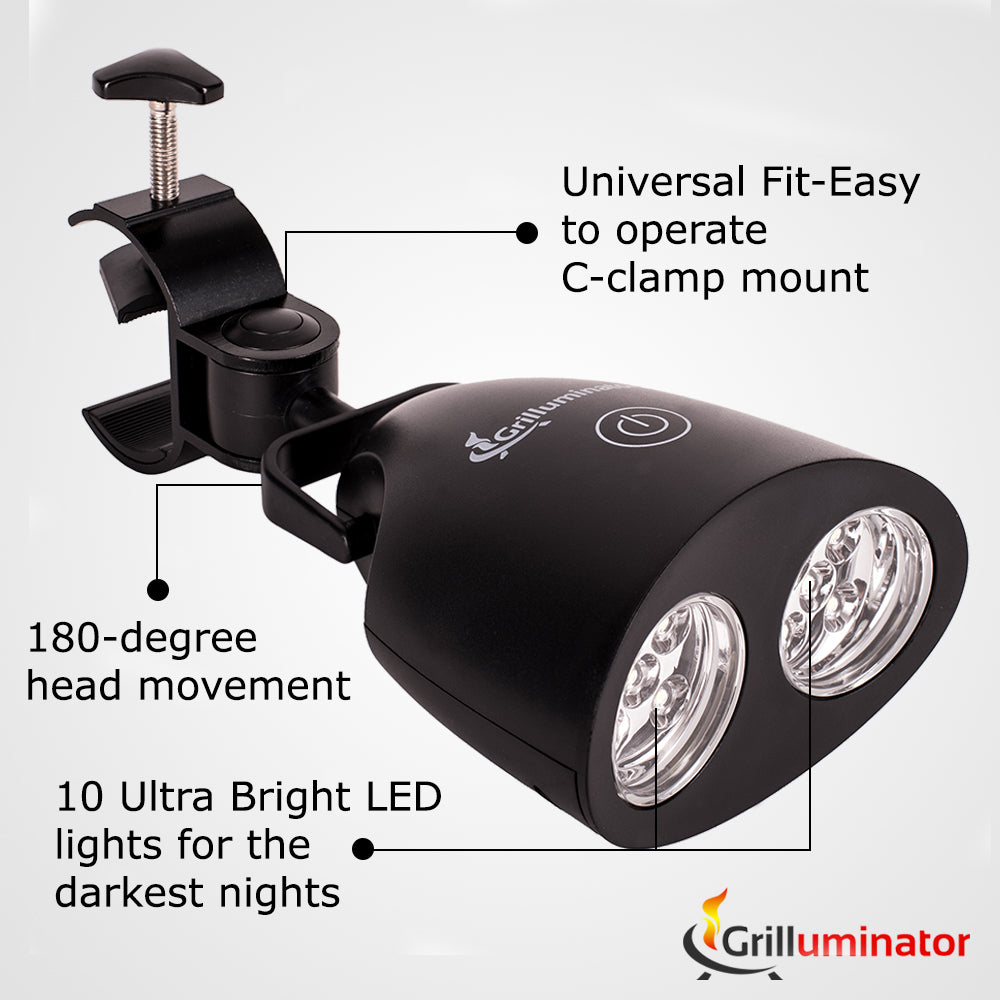 Free Grill Light