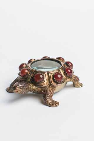 Agate Magnifying Tortoise