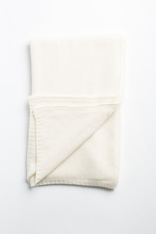 The Classic Convertible Scarf-Cream