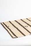 Brown Stripes Kilim Runner