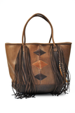 Rocio G Brown Chimango Bag