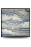 Clouds Encaustic Photo (24