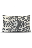 Tribal Silk Ikat Pillow