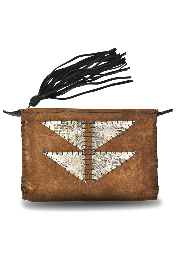 Janis Python Pouch
