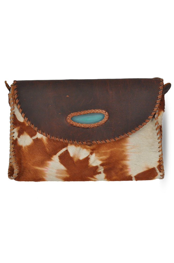 La Piedra Clutch - Tan