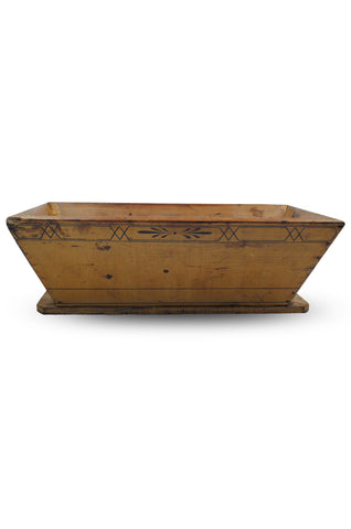 Reclaimed Wood Bowl/Planter