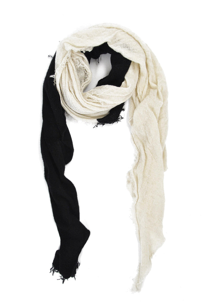 Cashmere Duo Scarf
