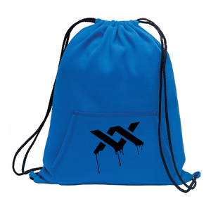 MIXXEDFIT® XX DRIP CINCH SACK | TRUE BLUE