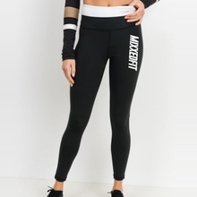 LAST CALL| MIXXEDFIT COLOR BLOCK LEGGINGS