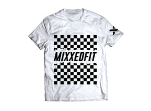 [LAST CHANCE] Limited Edition Checkered Go Bold Tee