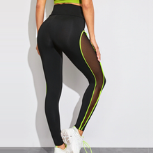 MIXXEDFIT® NEON EVERYTHING LEGGINGS